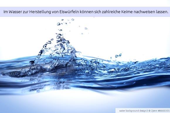 Keime im Trinkwasser – nicht nur im Tank
